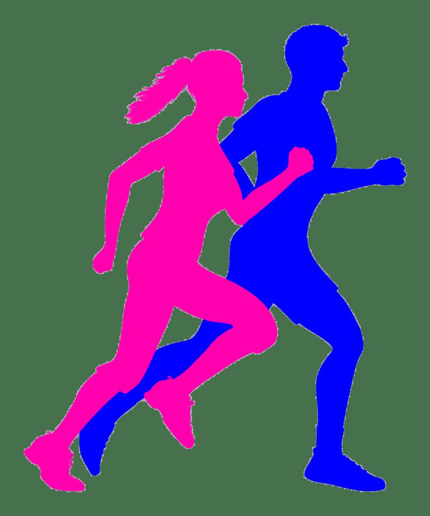 2 der løber-motion-hver-dag-nytomsundhed.dk